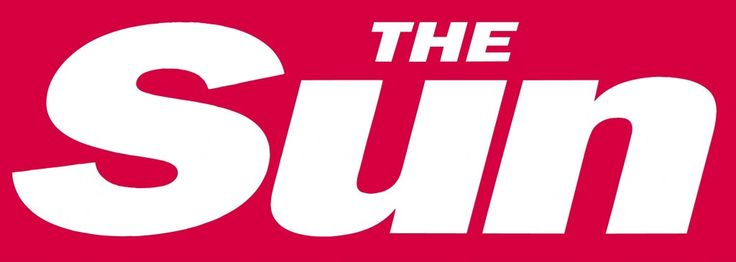 the sun newspaper masthead