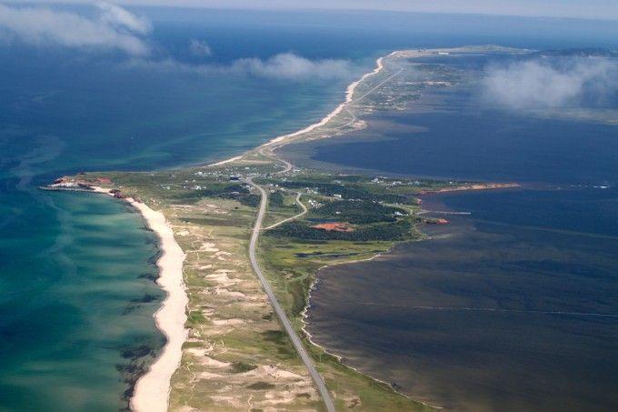 Pointe-aux-Loups, Iles de la Madeleine | Éric Marchand Photos