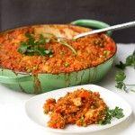 Jollof Rice with Chicken from Ghana