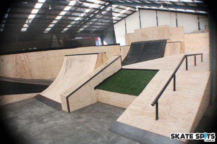 indoor skate parks - Google Search