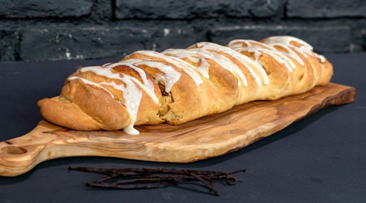 Tarçınlı Brioche Ekmek
