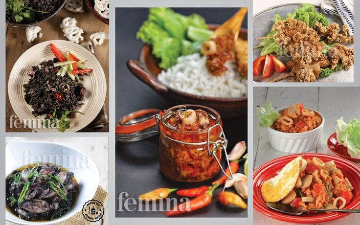 5 Resep Wajib Coba Minggu Ini: Variasi Makanan dari Cumi