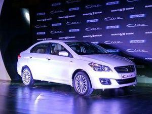 Maruti Suzuki Ciaz SHVS (Hybrid) launched at Rs 8.23 lakh