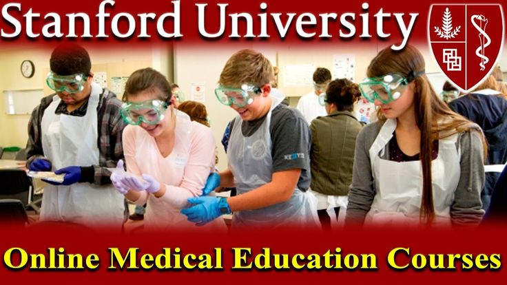 Stanford University Online Education Courses - Continuing Medical inform...