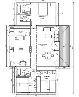 7346 best images about decoraciones on pinterest mesas for Planos casas prefabricadas