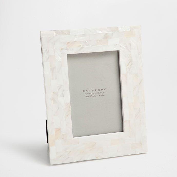 Paarlemoer Lijst - Kaders - Decoratie | Zara Home België / Belgique