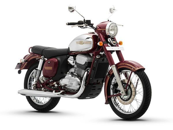 Jawa Motorcycle Is About To Begin Deliveries By The March End