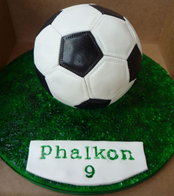 1000+ images about Soccer cakes/party ideas on Pinterest ...