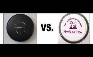 MAC Blot  VS. Mattify ULTRA Powder - Review of Face Powders for Oily Skin