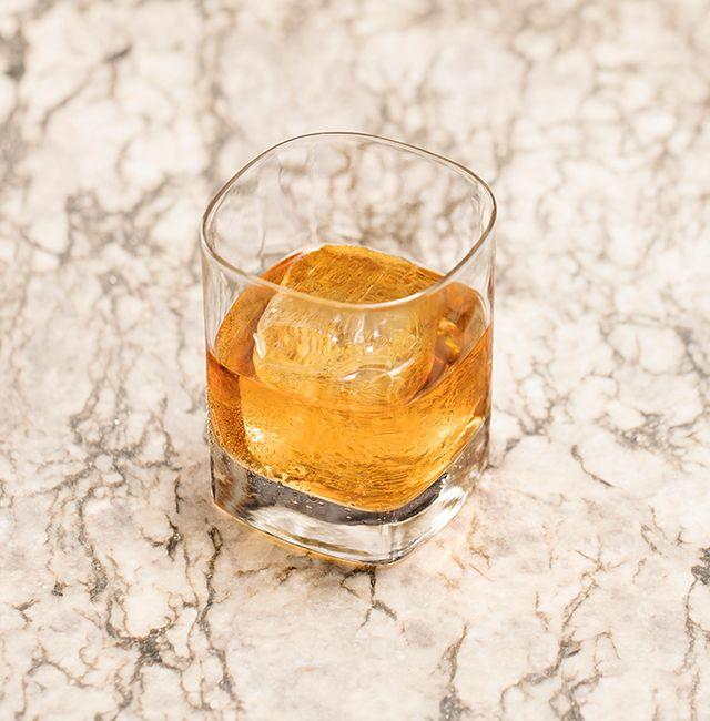 Enjoy Gran Patrón Burdeos on the Rocks, a cocktail made with @Gran Patrón…