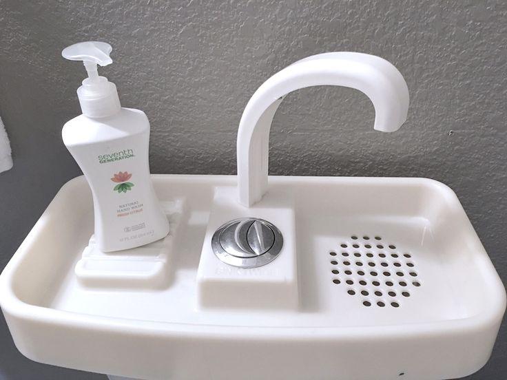 Sinktwice Toilet Sink Transform Your Toilet Lid Into A