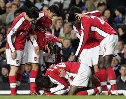 Arsenal - Michael Johnson - Perth Hammers