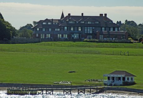 Cruise destination Newport Rhode Island history - Beyondships ...