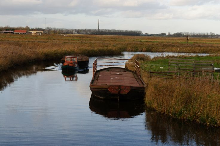 small tug in the polder by robert lotman on 500px