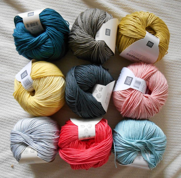 cotton colors for my new selfmade bag designed by BORI
