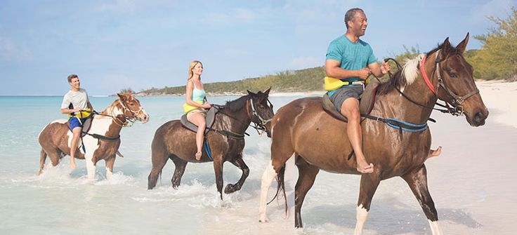 About Half Moon Cay - #HAL Holland America Line's Private Island
