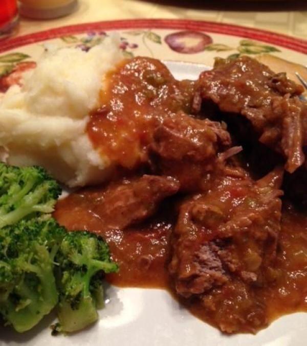 Slow Cooker Swiss Steak Recipe More