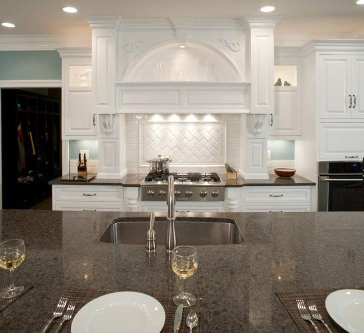 48 Best Granite Kitchen Counter Tops Images On Pinterest  Granite Beauteous Counter Kitchen Design Design Decoration
