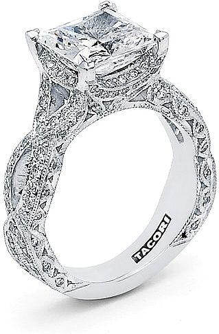 My dream ring Princess cut diamond