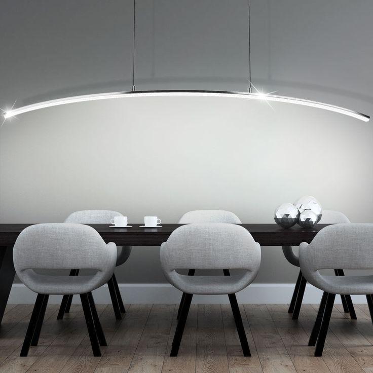 Lustre suspension DEL 14 watts salle à manger verre lampe LED cuisine éclairage   Maison, Eclairage intérieur, Plafonniers, lustres   eBay!
