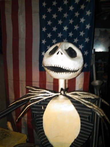 115 best images about nightmare before christmas decor on - Jack skellington decorations halloween ...