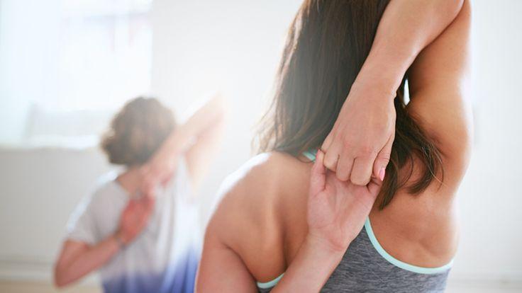 5 Stretches To Improve Shoulder Flexibility