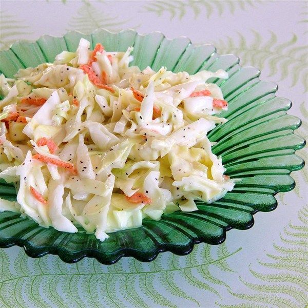 "Easy Coleslaw Dressing I ""This turned out so well, so much better than bottled dressing, and so quick & easy!"""