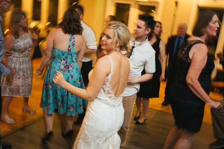 If you want to get your wedding guests out on the dance floor, you must lead the way! Showcase your best dance moves, and encourage others to join you.  #wedding #bride #groom #dance #weddingdance #dancing #reception #dj #weddingdj #billpencemusic