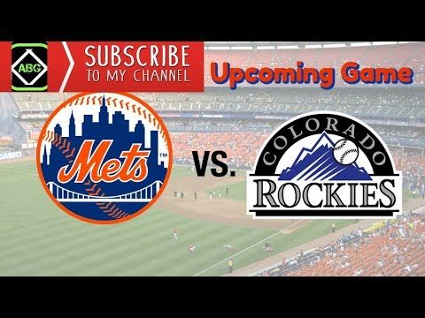New York Mets Vs Colorado Rockies @ Coors Field On 8/01/17 | MLB The Show 17 Gameplay  ||  Thanks For Tuning In I live stream all the time so make sure to come back and check me out live n I take Game and Video request and make edited video and do ... https://www.youtube.com/watch?feature=youtu.be&utm_campaign=crowdfire&utm_content=crowdfire&utm_medium=social&utm_source=pinterest&v=X_O43Oo4rRs
