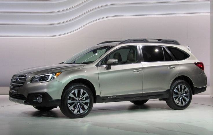 2015 Subaru Outback Review and MPG