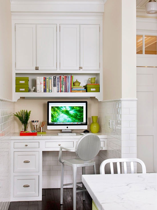 17 best ideas about computer nook on pinterest desks
