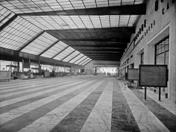 Giovanni Michelucci,Stazione di Firenze