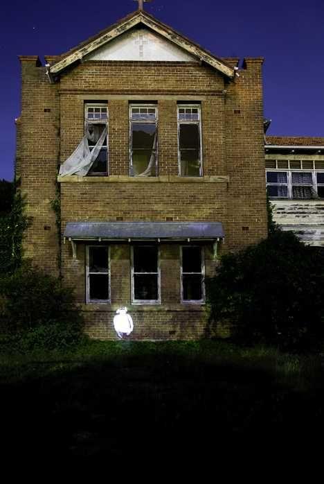 Abandoned St John's Orphanage, Goulburn, Australia