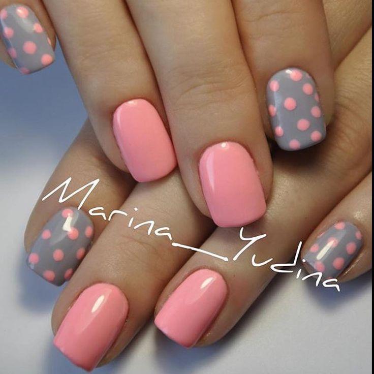 These Nails 😍 @marina_yudina_nail #vegas_nay