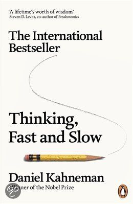 Thinking, Fast and Slow  Winner of the National Academy of Sciences Best Book Award and the Los Angeles Times Book Prize and selected by The New York Times Book Review as one of the ten best books of 2011, Thinking, Fast and Slow is destined to be a classic.