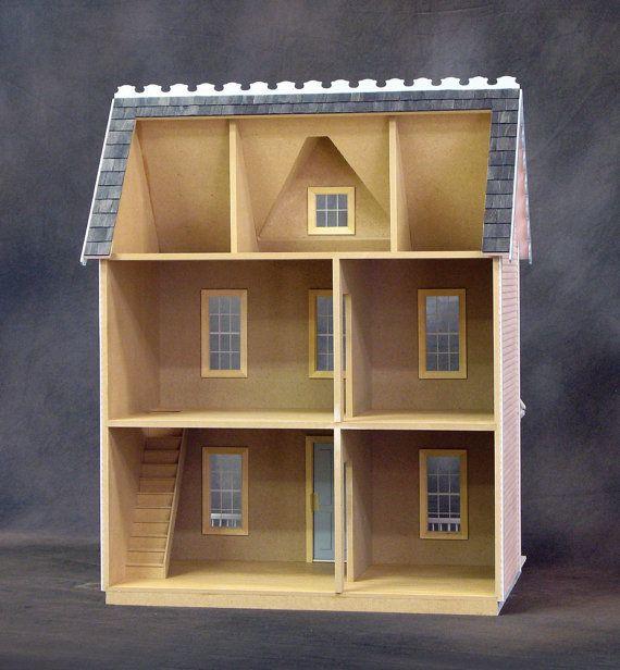 Best 20 Wooden Dollhouse Kits Ideas On Pinterest Wooden