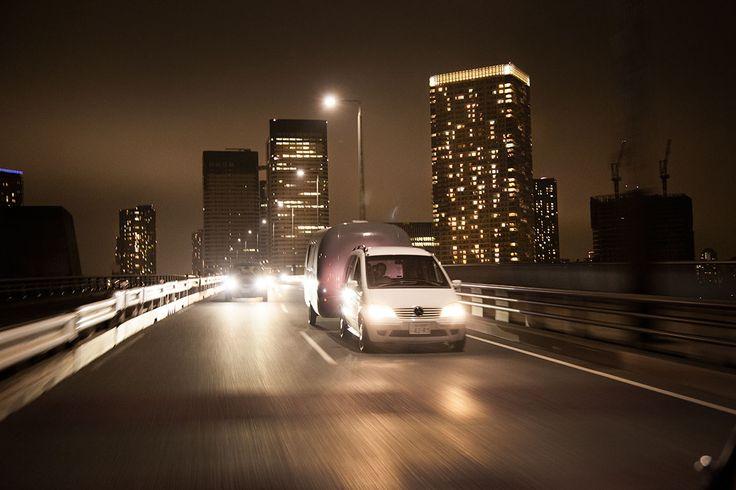 晴海大橋 : 東京都