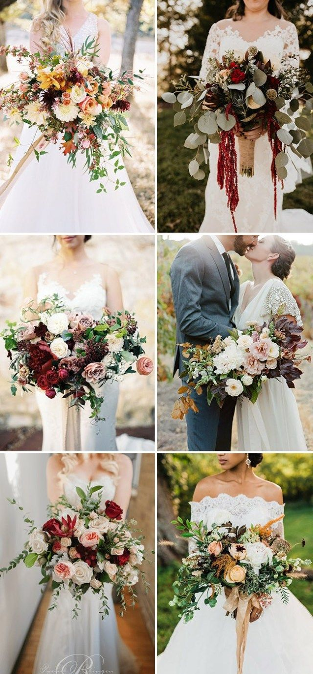 Marvelous Photo Of Wedding Flowers Ideas Regiosfera Com Fall Flower Wedding Bouquets Fall Wedding Flowers November Wedding Flowers