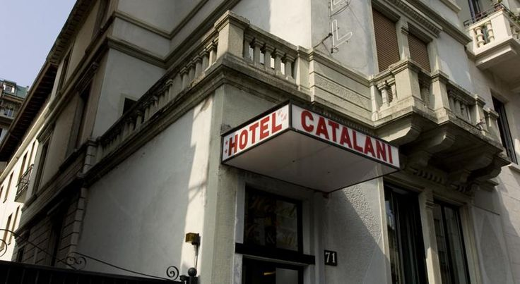 Hotel Catalani e Madrid Milano If you're relying on public transport during your stay in Milan it'd be hard to beat Hotel Catalani e Madrid in terms of location; 2 metro stops from Central Station.  This small and cosy hotel provides clean and comfortable guest rooms.