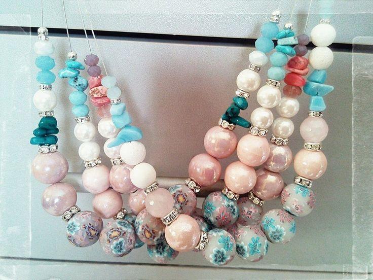 milifiori handmade beads and necklaces