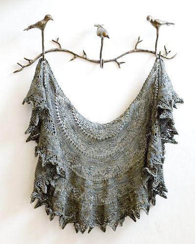 shawl on Ravelry