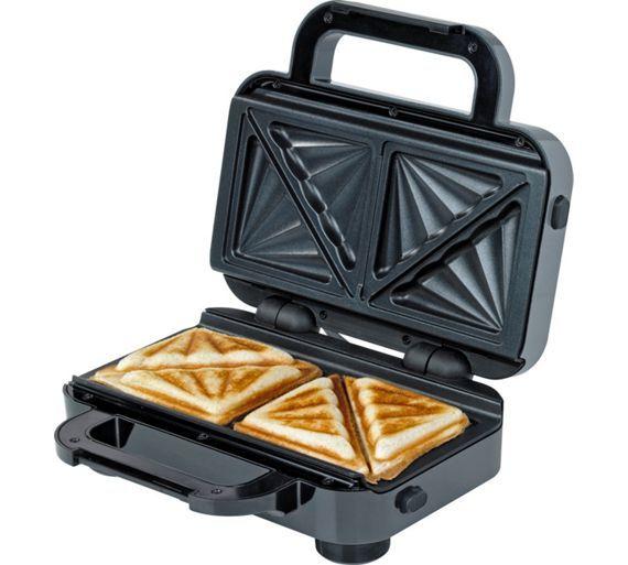 Buy Breville VST041 2 Slice Deep Fill Sandwich Toaster - REMOVABLE PLATES
