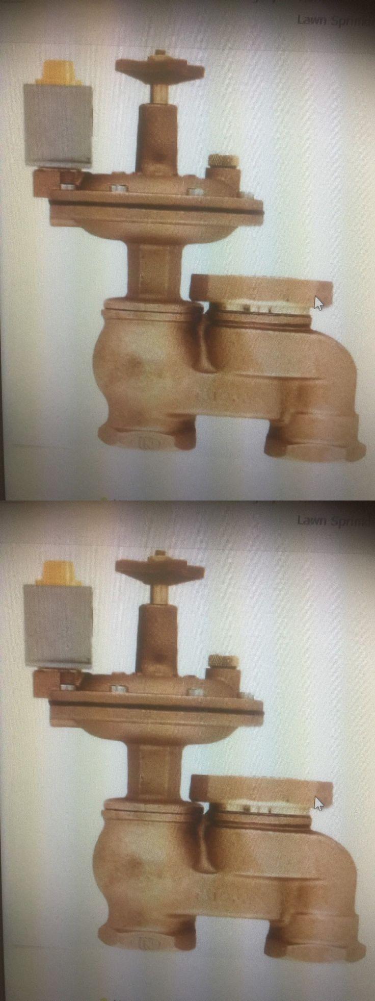 Valves 75673: Orbit Sprinkler System 3 4 Inch Auto Brass Anti Siphon Valve 57065 -> BUY IT NOW ONLY: $44.95 on eBay!
