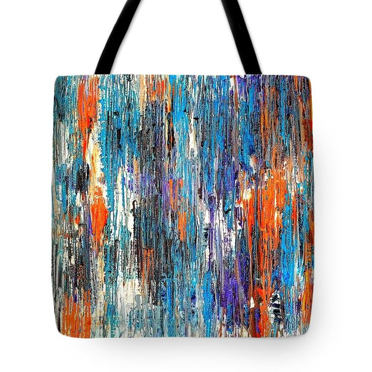 Abstract Fragments 49 by Carla Sá Fernandes Tote Bag