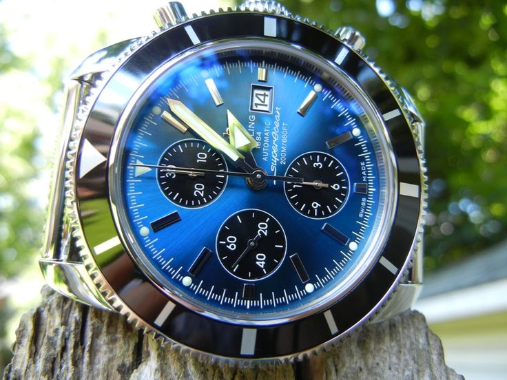 Breitling SuperOcean Heritage Chrono 46 Watch Review