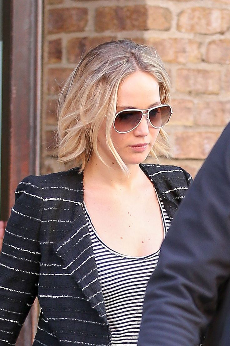 WHO: Jennifer Lawrence WHERE:On the street, New York City WHEN: April 4, 2015