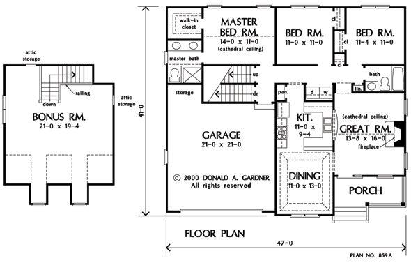 43 best 1000 to 2000 sq ft house plans images on pinterest for Basement floor plans 2000 sq ft