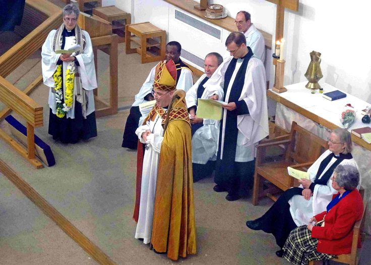 Licensing of Team Rector at The Parish of the Holy Trinity, East Ham – [St Bartholomew's – St Edmund's – St Mary Magdalene]