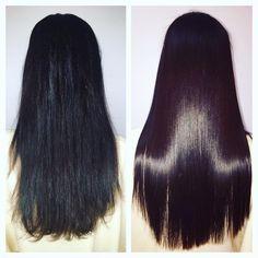 выпрямление волос. honma tokyo