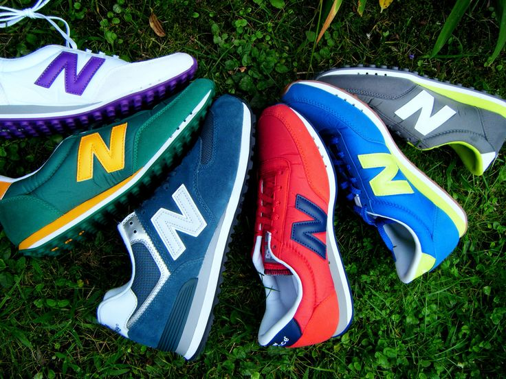 We will have to choose a color ...... New Balance